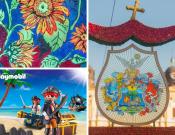 Kiállítások a karnevál ideje alatt