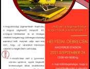 Adj Vért a légimentőkkel hogy Mások is Túlélhessék...! - Debrecenben