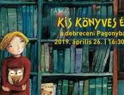 Kis Könyves Éj a Debreceni Pagonyban
