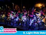 II. Light Ride Debrecen