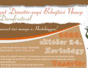 Szent Dömötör-napi Behajtási Ünnep és Darufesztivál