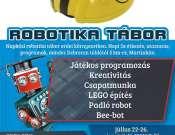 Robotika tábor