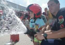 1 napra minden gyerek lehet tűzoltó! Május 25-én kitárják a kapukat a tűzoltóságok!