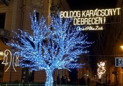 Karácsonyi debreceni csodák hétvégékre és hétköznapokra