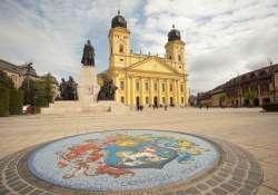 Debrecen város napja: április 11-i programok