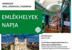 Múzeumi és templomi séta az Emlékhelyek napján