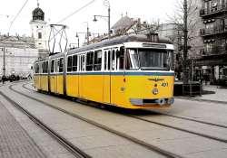 Különleges villamosjárattal ünnepel a DKV május 11-én