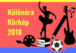 Debreceni Különóra körkép 2018/2019