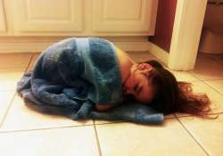 8 kép, ami bizonyítja, hogy a gyerekek bárhol képesek elaludni