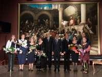 Debrecen díjazta alkotóit és a Golgota is hivatalosan a városé