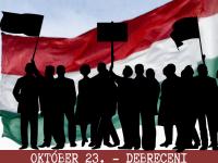 Október 23-i programok és megemlékezés Debrecenben