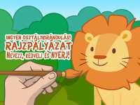 Rajzoljátok meg álmaitok állatkertjét, és nyerjetek osztálykirándulást!