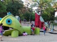 Békás-tó játszótér