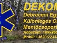 Debreceni Egyetem Különleges Orvos és Mentőcsoport Egyesület (DEKOM)
