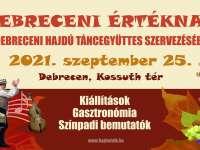 Első Debreceni Értéknap