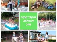 Debrecen-Bánki Református Általános Iskola Erdei táborok