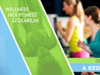 Judy-Gym Női Fitness és Szépségfarm
