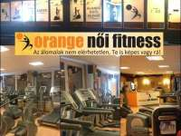 Orange Női Fitness