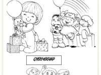 Nagy gyermeknapi színező verseny