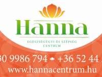 Hanna Egészségügyi és Szépség Centrum