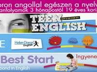 Helen Doron módszerrel a sikeres angol nyelvvizsgáig