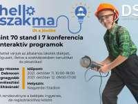 Debreceni pályaválasztási kiállítás a DSZV-vel!