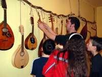 Aki hangszert akar látni, menjen a Vojtinába!