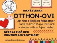 20 hetes feladatsor iskolába készülő gyerekeknek, az otthoni fejlesztéshez
