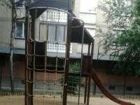 Jászai Mari utcai játszótér