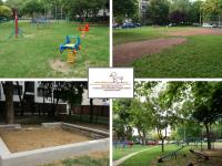 Nyíregyház utcai Park Játszótér
