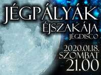 Jéghercegnők és korcsolyaimádók éjszakája Debrecenben is!
