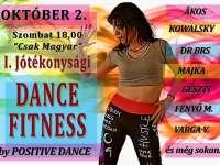 I. Jótékonysági Dance Fitness táncóra