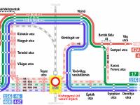 A Kishegyesi vasúti átjáró miatt útvonal és buszjáratváltozások