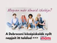 Debreceni középiskolák nyílt napjai
