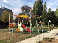 Új, különleges játszótér Debrecenben