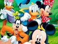 Mickey és Minnie Játszó és Fejlesztőház