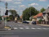Újra használhatjuk a Gázvezeték utcát, folytatódnak a korszerűsítési munkálatok Debrecenben
