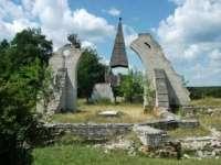Parlagi templomrom