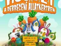 Húsvét a Debreceni Állatkertben és Vidámparkban