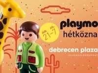 Playmobil kiállítás