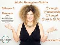 Soma Mamagésa előadása