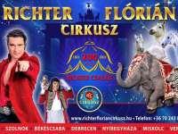 Richter Florian Cirkusz Debrecenben