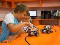Robotika klub kicsiknek