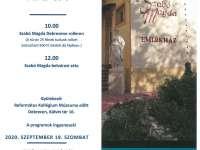 Séták és épületlátogatások Debrecenben