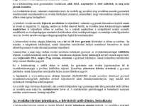 Debreceni óvodai jelentkezés és beiratkozás 2016