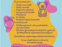 Teddy Gyermek Egészségnap Debrecenben