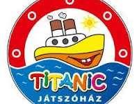 Malompark Titanic Játszósziget
